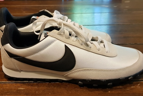promo code d3cfb 8570e Nike Waffle Racer Retro shoes womens off white blk